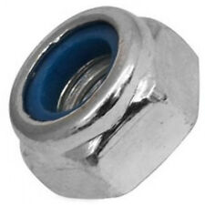 Qty 20 Hex Nyloc Nut M4 (4mm) Marine Grade Stainless Steel SS 316 A4 70 Lock