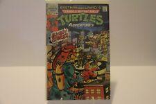 Teenage Mutant Ninja Turtles #10 Archie Adventure Series VF VINTAGE COMIC TMNT