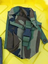 Safariland Molle II 100RD SAW Pouch M-60 Ammo Pouch Woodland Camo US Military