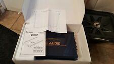 Arc Audio cxl 2100 old school USA made amp