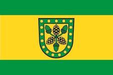 Fahne Flagge Märkische Heide 120 x 180 cm Bootsflagge Premiumqualität
