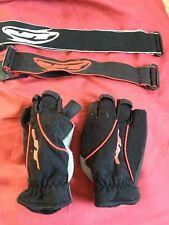 2 Jt mask straps and Jt gloves