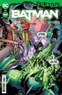 BATMAN #115 CVR A JORGE JIMENEZ (FEAR STATE) (19/10/2021)