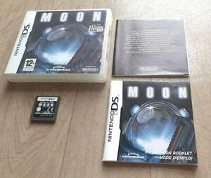 Moon - Nintendo DS Gamebridge Rising Star - Complet - PAL FRA - Très Bon Etat