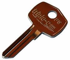 Fs key cut to code for your Mg, Mini, Healey, Triumph or other British vehicle,