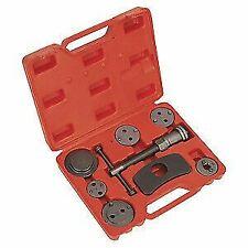 Sealey Brake Piston Wind Back Tool Kit 8pc