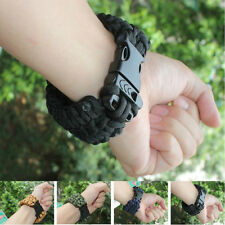 new Paracord Military Survival Bracelets with Emergency Whistle-Florida Gator