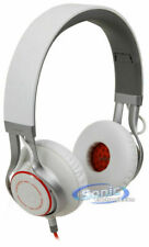 Jabra REVO Massive Sound On-Ear Wired Headphones with Microphone, White