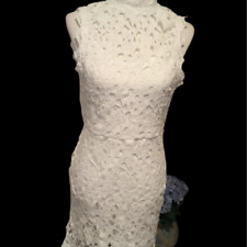 She & Sky Lace Backless Dress Great Condition Women