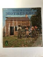 MOTHERLODE WHEN I DIE LP BUDDAH RECORDS BDS-5046 STEREO Shrink Vinyl EX