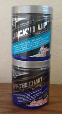 Hi Tech Pharmaceuticals combo Jack'd Up +  Off the Chain aminos