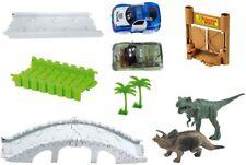 Kinderrennbahn Amewi Magic Traxx Dinopark 373 Teile Spielset Geschenk B-WARE