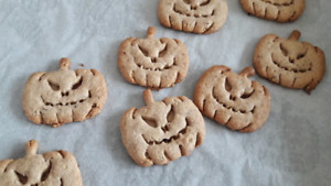 Halloween Pumpkin Cookie Cutter Spooky Theme Biscuit Dough Icing Clay Shape UK