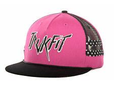 Trukfit Striped Trucker Adjustable Cap Hat - MSRP: $32.00