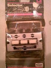 Video Selector Three-way 75/RCA/75-ohm selector