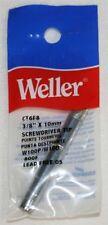 "Repl. Tip for Weller W100 Soldering Iron - 3/8"" - 800°"