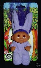 "MISS BUNNY DAM NORFIN Troll Doll 3"" NEW ON CARD Hard to Find EASTER"