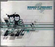 Wamdue Project- Youre the reason cd maxi single