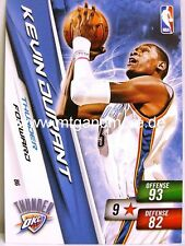 NBA Adrenalyn XL 2011 - Kevin Durant #086 - Oklahoma