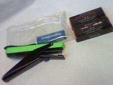 STAPLER HAND-HELD bambino majorette-205-with 2 pks of staples FREE-LOW PRICED