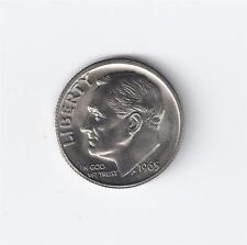 1965 SMS PROOF DIME