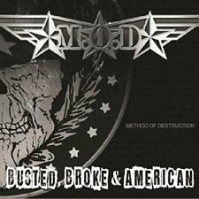 M.O.D (Method Of Destruction) - Busted, Broke And American (NEW VINYL LP)
