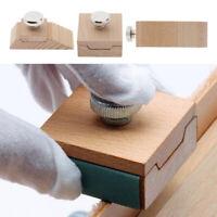 Holzschleifpapier Schleifblock DIY Leder Bastelzubehör