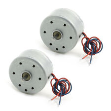 2pzs RC300 6000RPM DC 1.5-9V Motor micro para Reproductor de DVD CD Z7M6