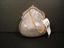Judith Leiber NEW Chatelaine Swarovski Crystals Minaudiere Evening Bag $3265