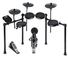 ALESIS NITRO KIT Eight-Piece Electronic Drum Kit, Nitro Module New w Warranty