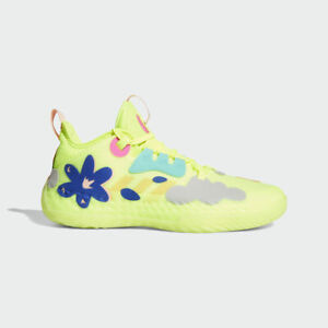 {FY211} adidas Harden Vol. 5 Futurenatural Shoes - Yellow *NEW*