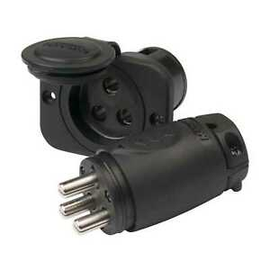 Marinco AFI 12VCPS3 Trolling Motor 3-Wire 70A Plug & Receptacle Combo