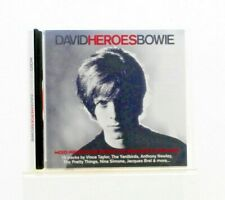 David Heroes Bowie CD from Mojo Magazine Feb 2015  Artists That Influenced Him