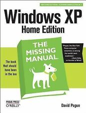 Windows XP Home Edition: The Missing Manual: By Pogue, David