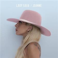 LADY GAGA (JOANNE - DELUXE EDITION CD SEALED + FREE POST)