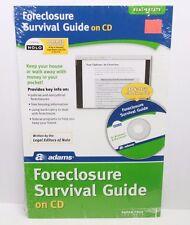 Adams Real Estate - FORECLOSURE Survival Guide on CD  ALC636