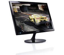 """SAMSUNG 24"""" Full HD Gaming LED Computer Monitor Large PC Screen HDMI VGA New"""