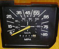 80 81 82 83 84 85 86 Ford Truck F100 F150 F250 F350 Metric Speedometer Gauge OEM