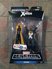Marvel Legends STORM Figure Jubilee BAF Wave Series Avengers X-Men X-Factor TRU
