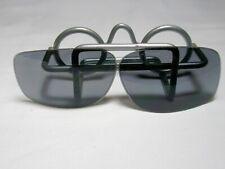 New Original Oakley Conductor 8 Grey Poly Sunglass Replacement Lens 60-15 ok16b