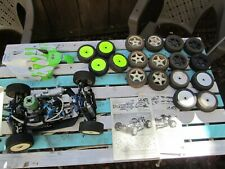 MUGEN SEIKI 1/8 SCALE 4WD GAS POWERED RACING BUGGY LOT MBX 4 R XR WORKS