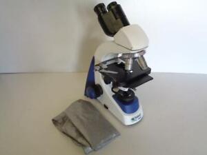 Unico G380 Binocular Microscope With 4 Objectives - No Eyepieces