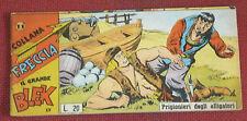 BLEK STRISCIA quattordicesima 14° serie N° 11 b -dardo 1960+ disponibili altri