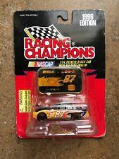 1996 Racing Champions Nascar with Die Cast Emblem #87   052519LLECAR