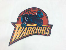 """Golden State Warriors Big Old Logo Quality Embroidered Patch 10.2""""x10"""""""