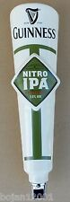 GUINNESS NITRO IPA ESTD 1759 LARGE CERAMIC BEER TAP HANDLE NEW IN BOX 12 INCH