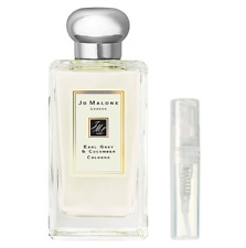 Jo Malone Cologne Earl Grey & Cucumber 2ml Sample in a Refillable Purse Spray