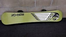 Burton Royale 66 Snowboard With L Mission Bindings in Black