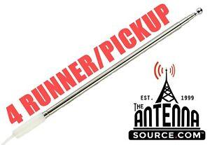 Power Antenna MAST - Fits: 1984-1988 Toyota 4RUNNER / 1984-1988 Toyota Pickup