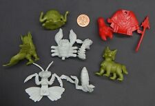 vintage Japanese Densetsu VILLGUST keshi lot fantasy monster anime snes toys !!